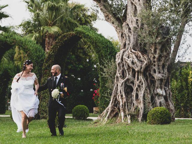 Il matrimonio di Luciano e Valentina a Cerveteri, Roma 60