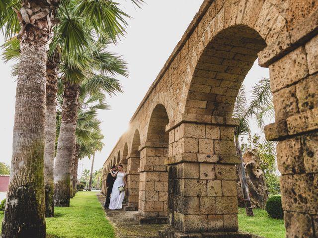 Il matrimonio di Luciano e Valentina a Cerveteri, Roma 61