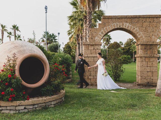 Il matrimonio di Luciano e Valentina a Cerveteri, Roma 62