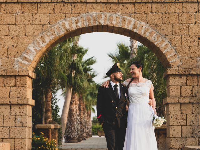 Il matrimonio di Luciano e Valentina a Cerveteri, Roma 64