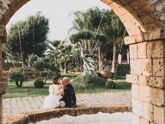 Il matrimonio di Luciano e Valentina a Cerveteri, Roma 66