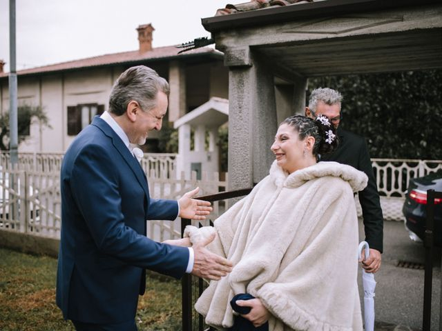 Il matrimonio di Simone e Sara a Covo, Bergamo 5