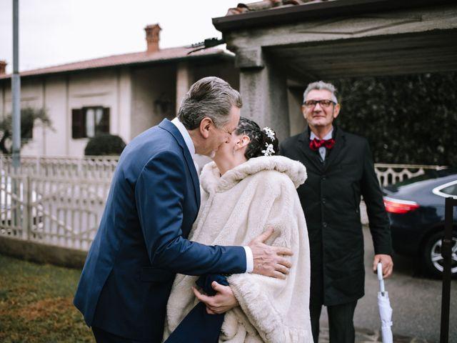Il matrimonio di Simone e Sara a Covo, Bergamo 6