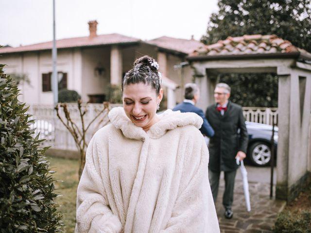 Il matrimonio di Simone e Sara a Covo, Bergamo 7
