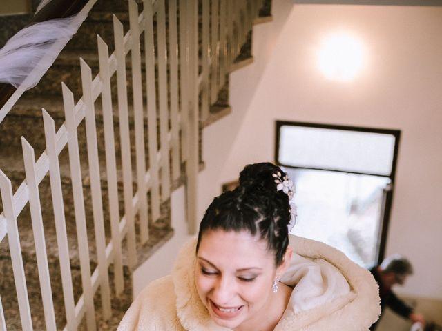 Il matrimonio di Simone e Sara a Covo, Bergamo 9