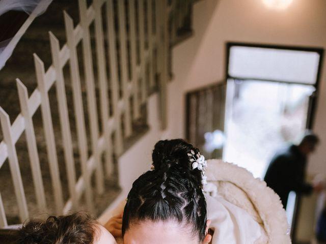 Il matrimonio di Simone e Sara a Covo, Bergamo 10