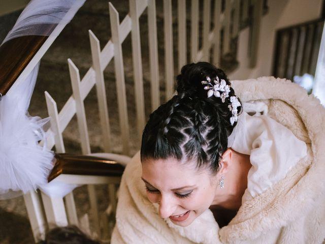 Il matrimonio di Simone e Sara a Covo, Bergamo 11