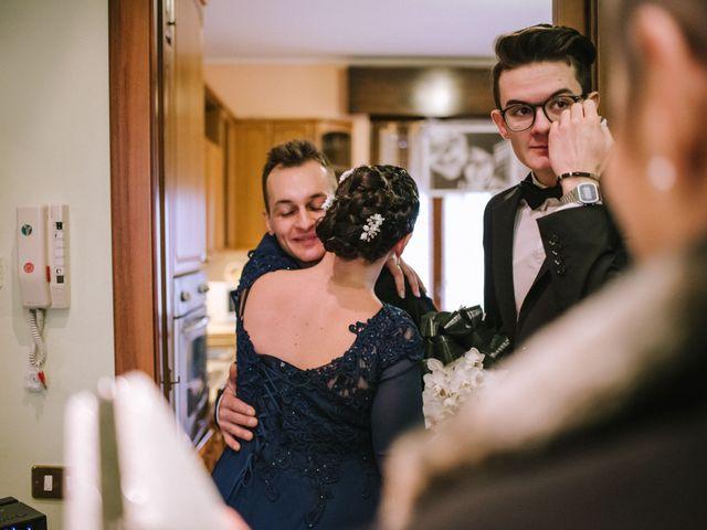 Il matrimonio di Simone e Sara a Covo, Bergamo 17