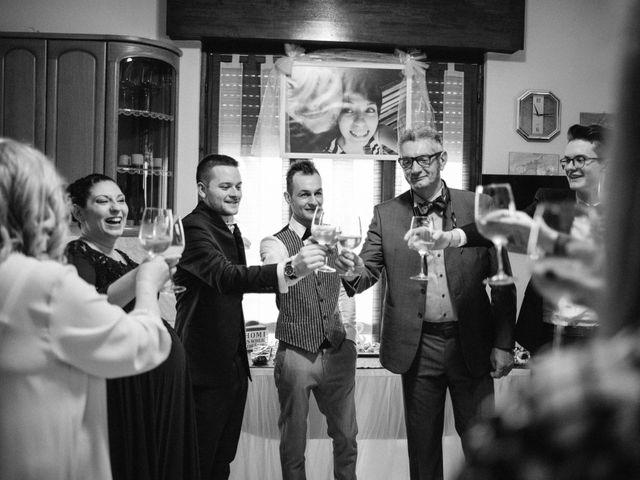 Il matrimonio di Simone e Sara a Covo, Bergamo 20