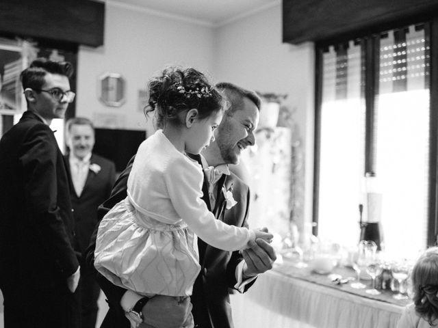 Il matrimonio di Simone e Sara a Covo, Bergamo 21