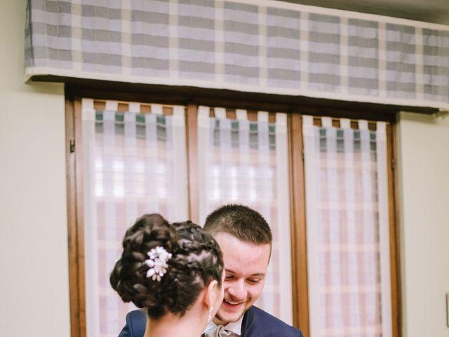 Il matrimonio di Simone e Sara a Covo, Bergamo 22