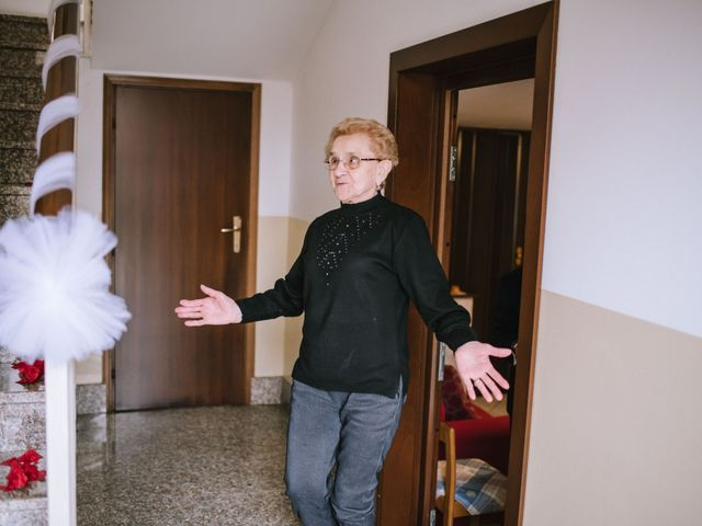 Il matrimonio di Simone e Sara a Covo, Bergamo 24