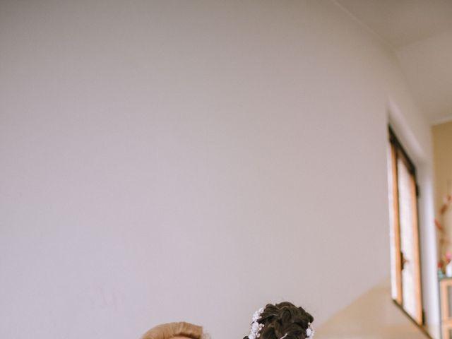 Il matrimonio di Simone e Sara a Covo, Bergamo 29