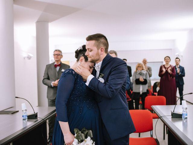 Il matrimonio di Simone e Sara a Covo, Bergamo 34