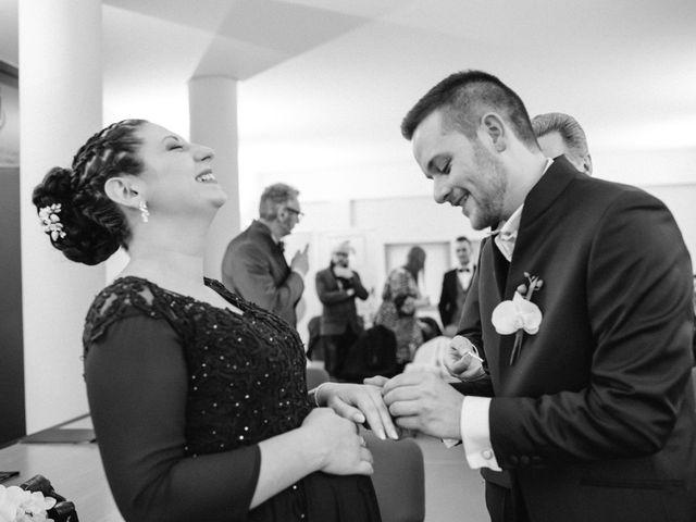 Il matrimonio di Simone e Sara a Covo, Bergamo 38
