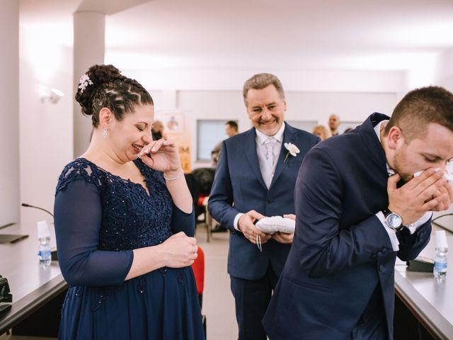 Il matrimonio di Simone e Sara a Covo, Bergamo 39
