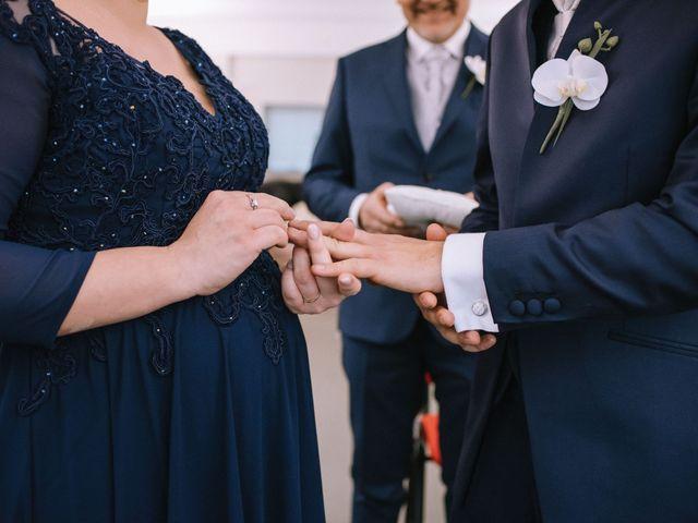 Il matrimonio di Simone e Sara a Covo, Bergamo 40