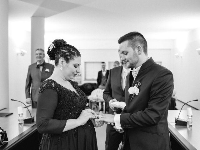 Il matrimonio di Simone e Sara a Covo, Bergamo 41