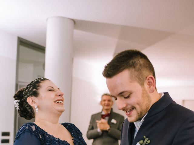Il matrimonio di Simone e Sara a Covo, Bergamo 44