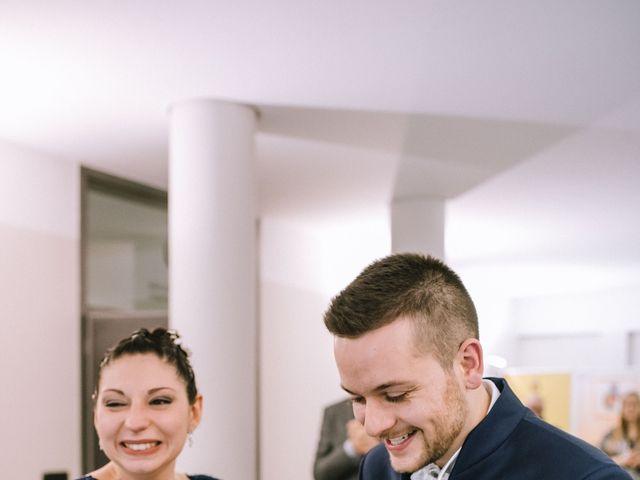 Il matrimonio di Simone e Sara a Covo, Bergamo 45