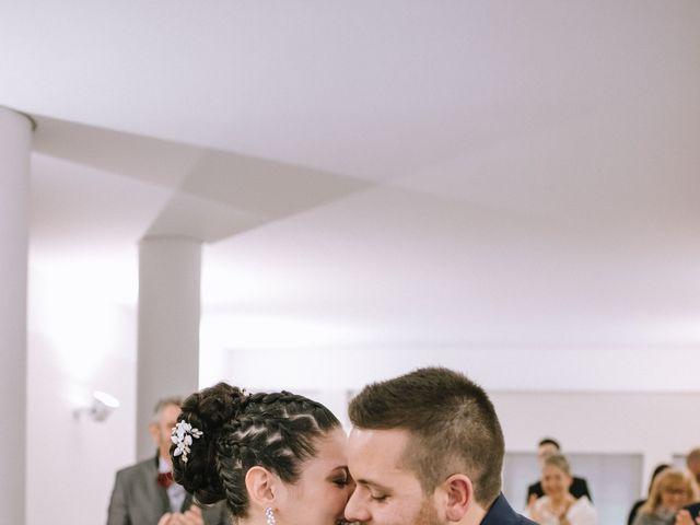 Il matrimonio di Simone e Sara a Covo, Bergamo 48