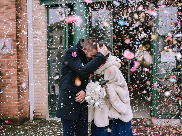 Il matrimonio di Simone e Sara a Covo, Bergamo 52