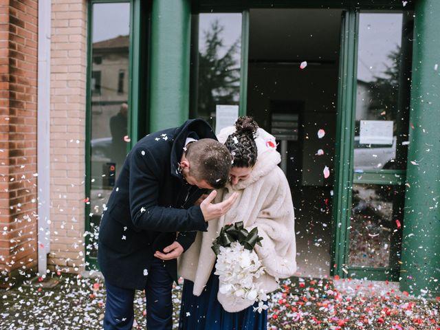 Il matrimonio di Simone e Sara a Covo, Bergamo 53