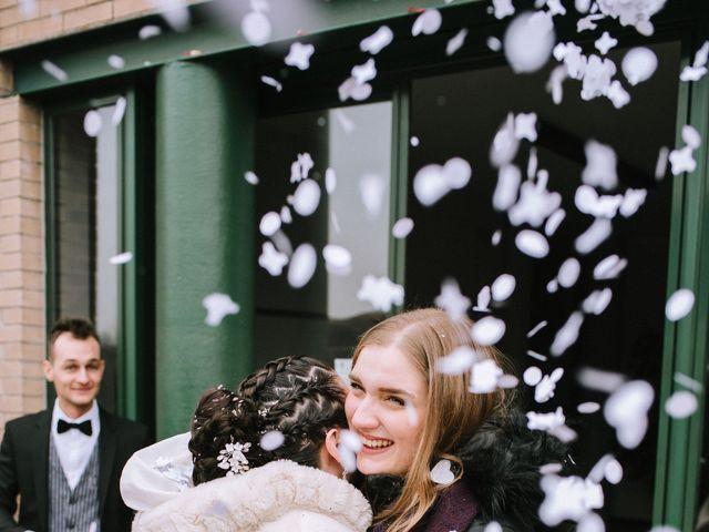 Il matrimonio di Simone e Sara a Covo, Bergamo 54