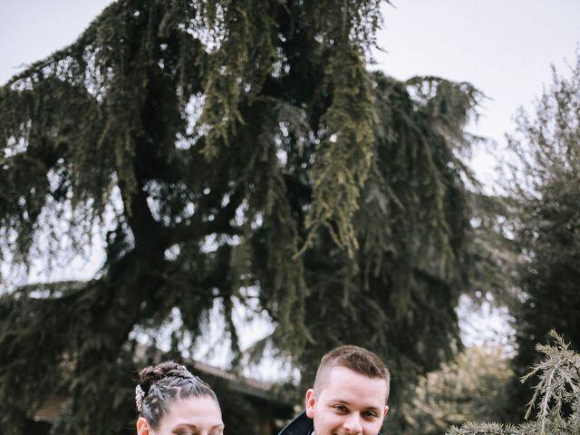 Il matrimonio di Simone e Sara a Covo, Bergamo 58