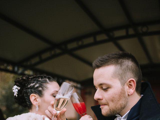 Il matrimonio di Simone e Sara a Covo, Bergamo 70