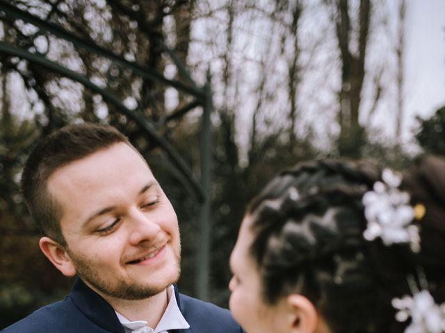 Il matrimonio di Simone e Sara a Covo, Bergamo 76