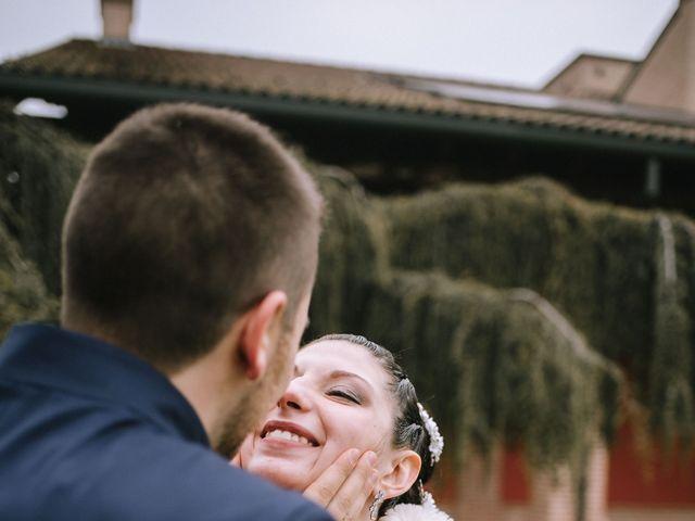 Il matrimonio di Simone e Sara a Covo, Bergamo 77