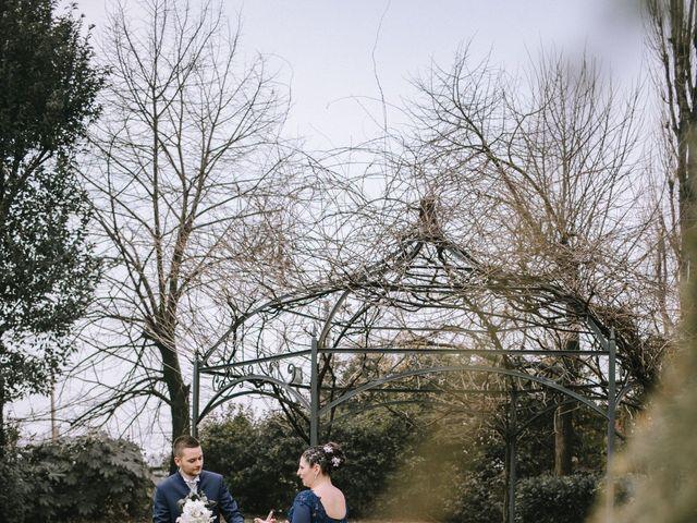 Il matrimonio di Simone e Sara a Covo, Bergamo 81