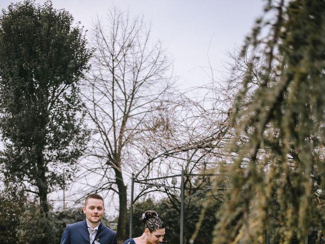 Il matrimonio di Simone e Sara a Covo, Bergamo 82