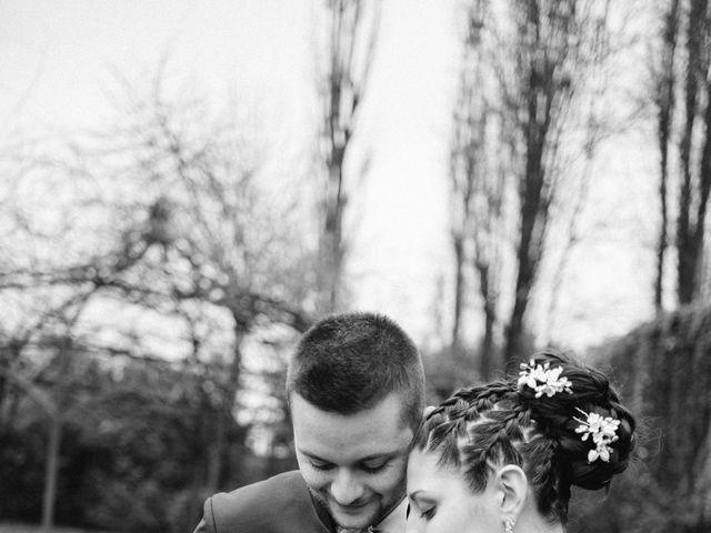 Il matrimonio di Simone e Sara a Covo, Bergamo 87