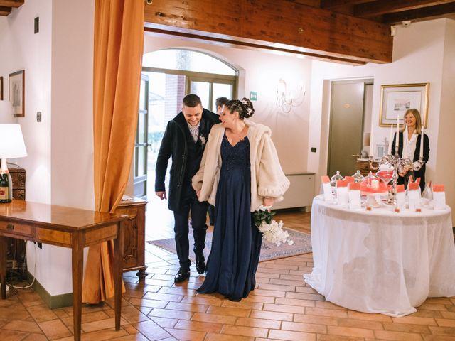 Il matrimonio di Simone e Sara a Covo, Bergamo 89
