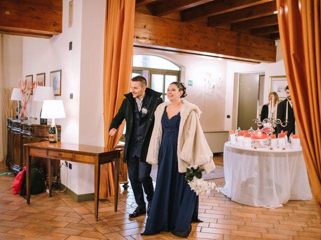 Il matrimonio di Simone e Sara a Covo, Bergamo 90