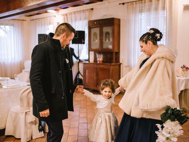 Il matrimonio di Simone e Sara a Covo, Bergamo 91