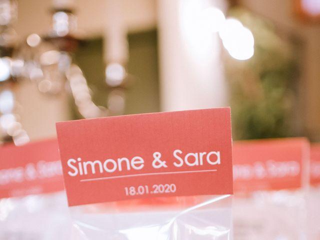 Il matrimonio di Simone e Sara a Covo, Bergamo 98