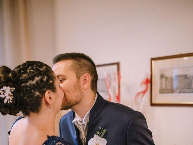 Il matrimonio di Simone e Sara a Covo, Bergamo 100