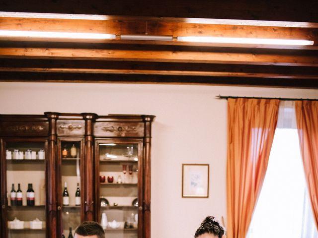 Il matrimonio di Simone e Sara a Covo, Bergamo 105