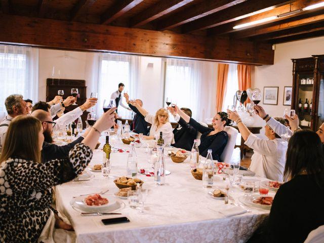 Il matrimonio di Simone e Sara a Covo, Bergamo 106