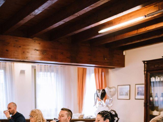 Il matrimonio di Simone e Sara a Covo, Bergamo 107