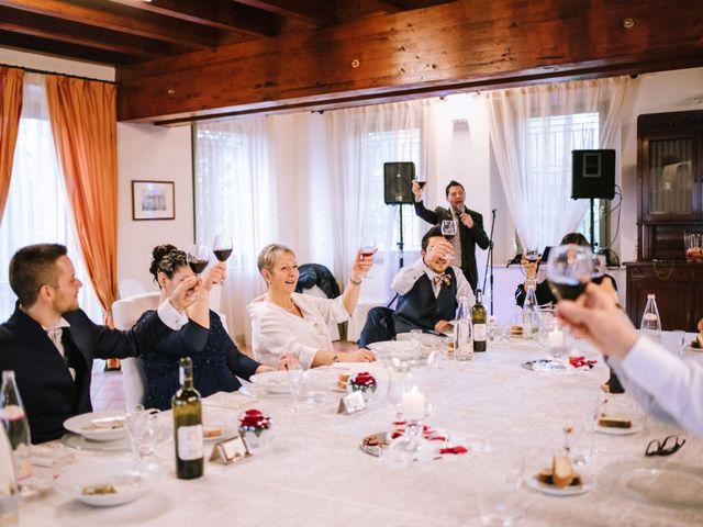 Il matrimonio di Simone e Sara a Covo, Bergamo 109