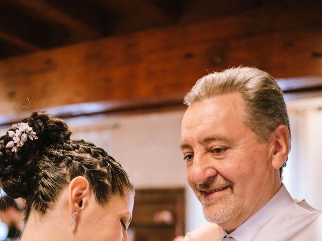 Il matrimonio di Simone e Sara a Covo, Bergamo 112