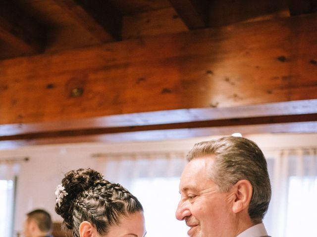 Il matrimonio di Simone e Sara a Covo, Bergamo 114