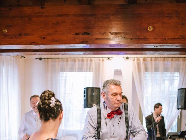 Il matrimonio di Simone e Sara a Covo, Bergamo 115
