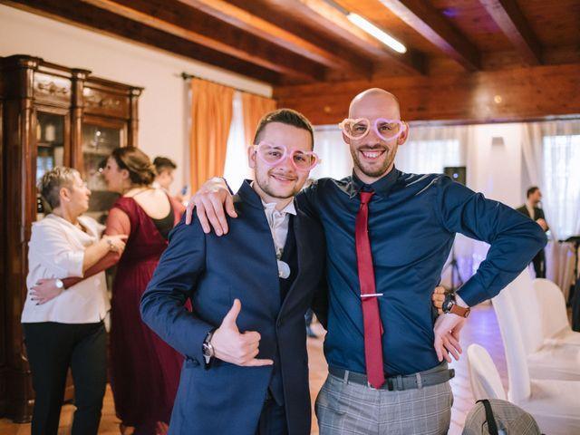 Il matrimonio di Simone e Sara a Covo, Bergamo 117