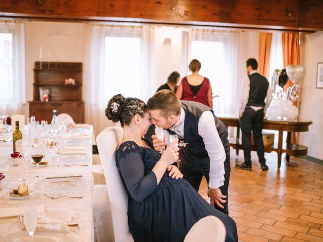 Il matrimonio di Simone e Sara a Covo, Bergamo 118