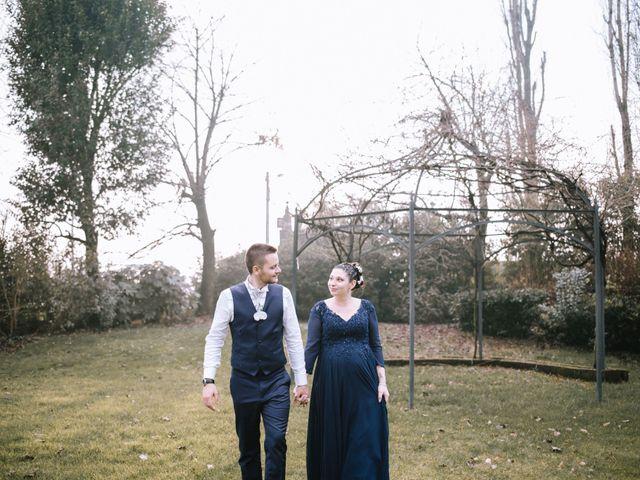 Il matrimonio di Simone e Sara a Covo, Bergamo 120